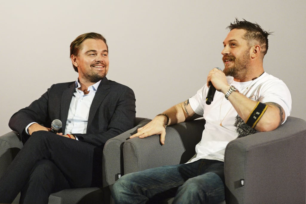 In 2015, the pair shared a few laughs at the BAFTA screening of The Revenant.