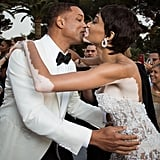 Will Smith and Winnie Harlow