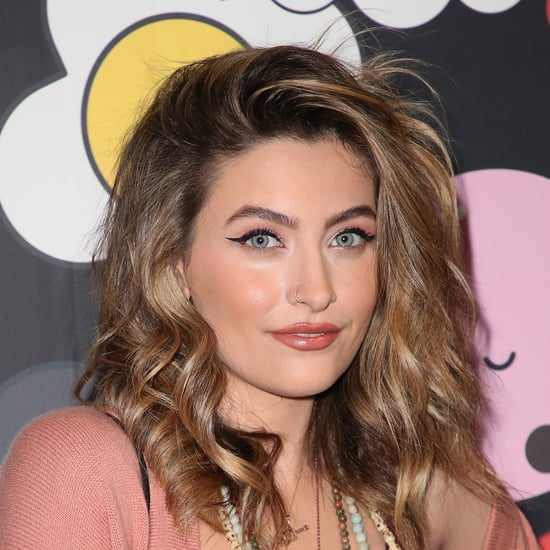 Paris Jackson's Wheat-Blonde Hair Colour