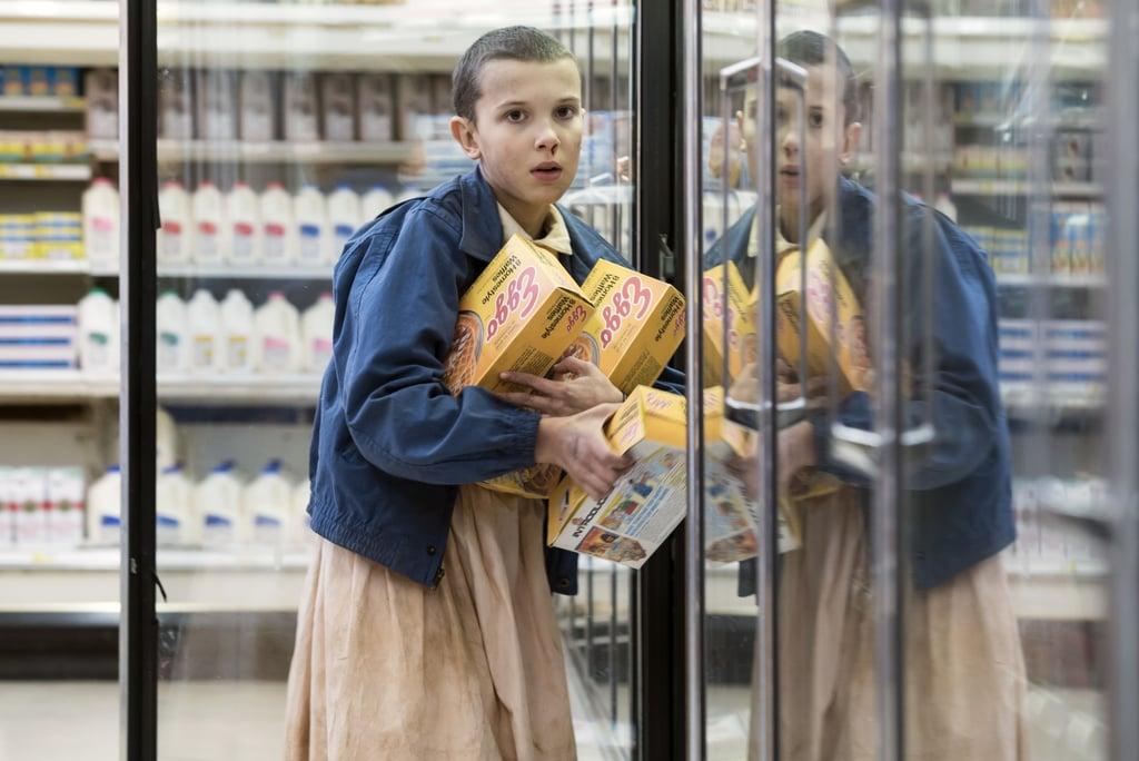 Millie Bobby Brown, aka Eleven: 13