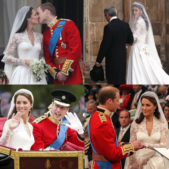 Sweetest Photos From the Royal Wedding of Prince William to Kate Middleton