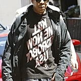 27/05/2009 Beyonce and Jay-Z in London