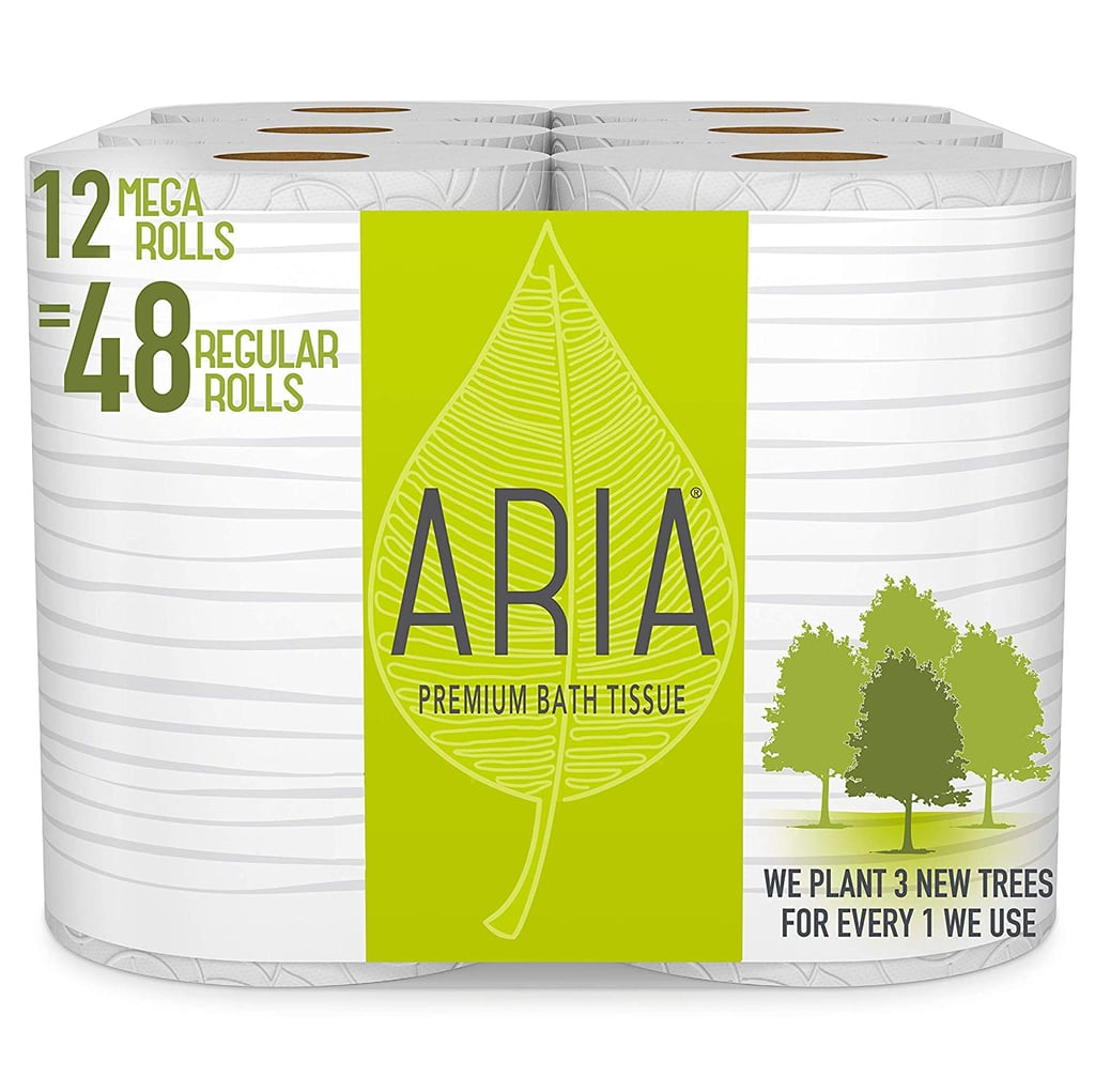 Aria Premium Earth Friendly Toilet Paper