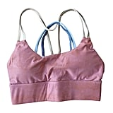 Niyama Sol Clay Diamond Back Sports Bra