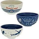 Peter Pan Soup Bowl Set