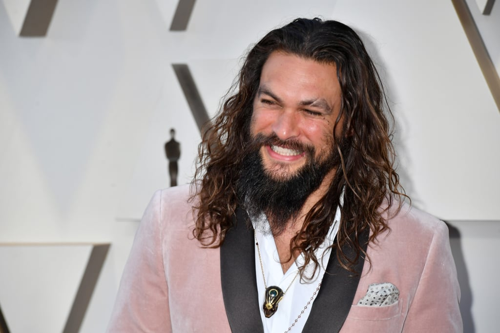 "Jason Momoa is aware that he's inspired a whole new Girl Scout Cookie. At the 2019 Oscars, the Aquaman actor was asked about the fifth-grade Colorado Girl Scout who recently went viral for rebranding her boxes of Samoas as ""Momoas."" He told Entertainment Tonight, ""I love Girl Scout Cookies, I was waiting to get some free ones. I'd love some.""  The thing is, Momoa doesn't actually want Samoas. (Try saying that five times fast.) In an interesting twist, he actually wants his own shortbread cookie. ""I want the shortbread — and then you put those in the freezer and that's the best way."" That's when his wife, Lisa Bonet, chimed in and said, ""I think he just wants his cut."" Touché.      Related:                                                                                                           Jason Momoa and Lisa Bonet Matching at the Oscars Is the Type of Love We All Deserve"