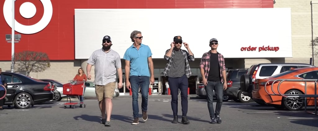 Husbands of Target Parking Lot Spoof Video