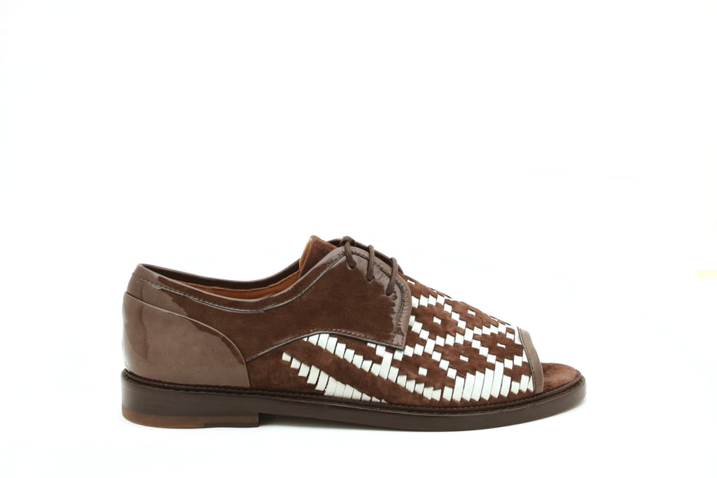The Thakoon Addition Patti in brown and white. Photo courtesy of Thakoon Addition