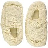 Intelex Cozy Body Slippers in Cream