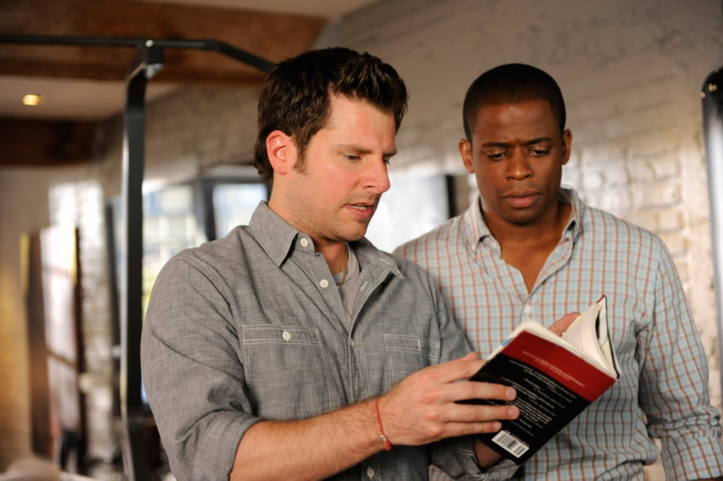The Best Quote GIFs From Psych