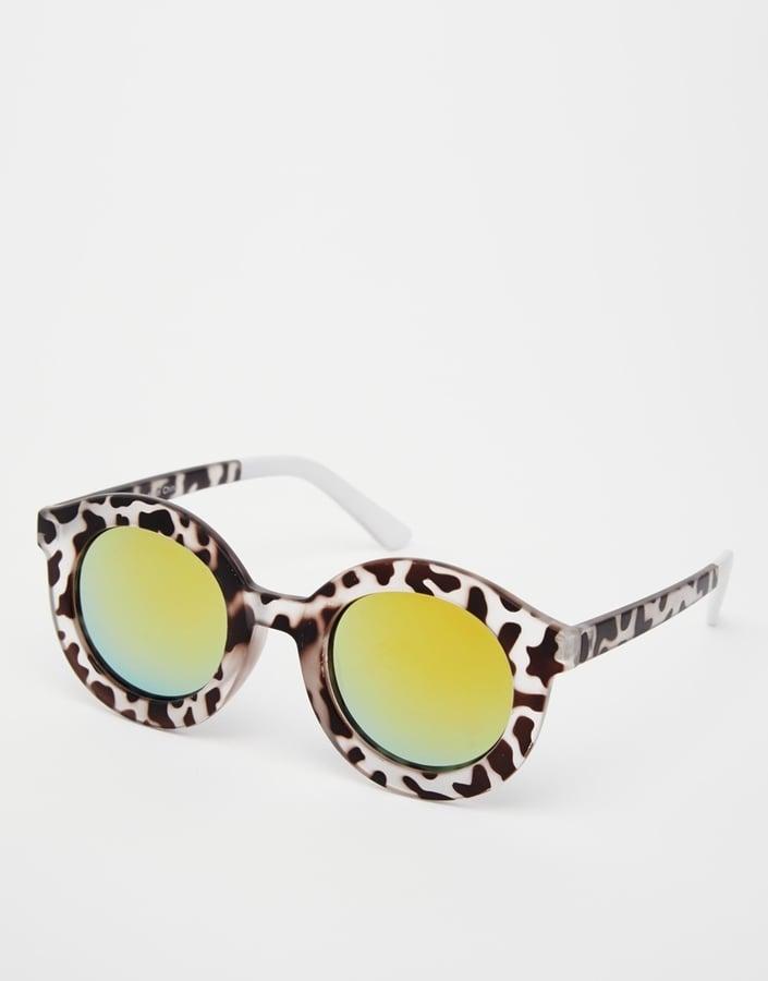ASOS Round Sunglasses