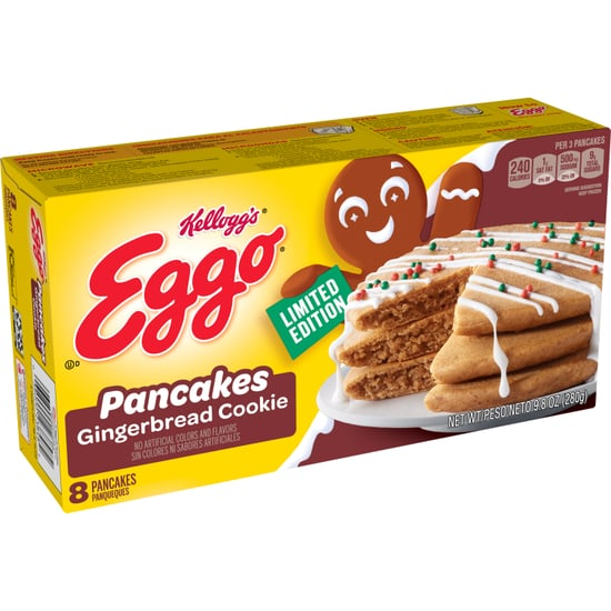 Eggo to Launch Gingerbread Cookie and Pumpkin Pie Pancakes
