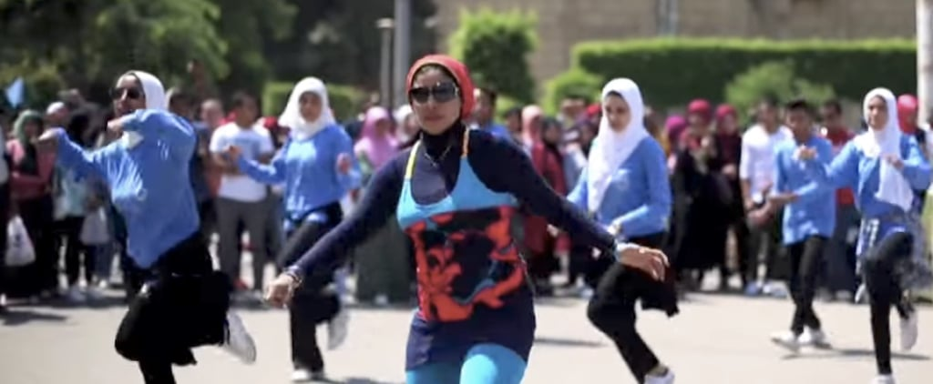 These Hijabis Welcomed New Students With a Zumba Dance and Some People Aren't Happy About It