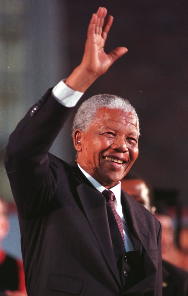In 1990 Nelson Mandela Told Abc That His Time In Prison Had Its