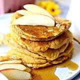 Gluten-Free Butternut Squash Pancakes