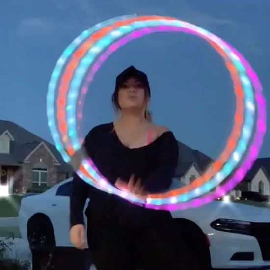 Hula-Hoop Dance TikTok Videos From @call_me_alaska