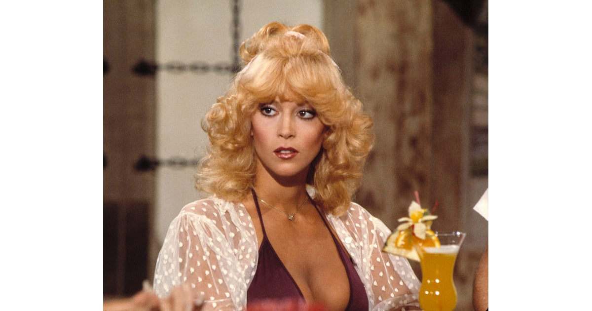 Judy Landers, The Love Boat | Best Bikini Moments on TV ...