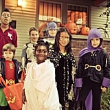 Going Trick-or-Treating