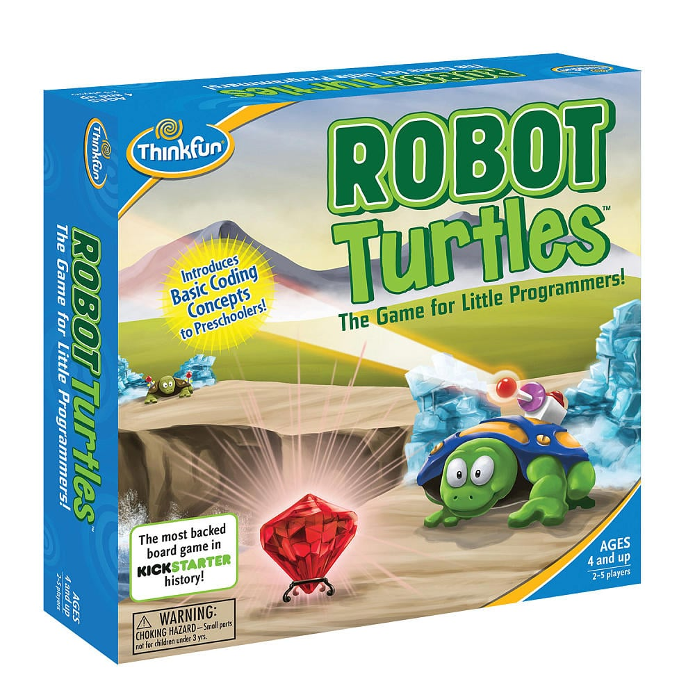 Robot Turtles Little Programmers Game