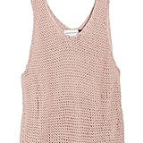 Wool and the Gang Tala Hand-Knitted Cotton Tank ($85)
