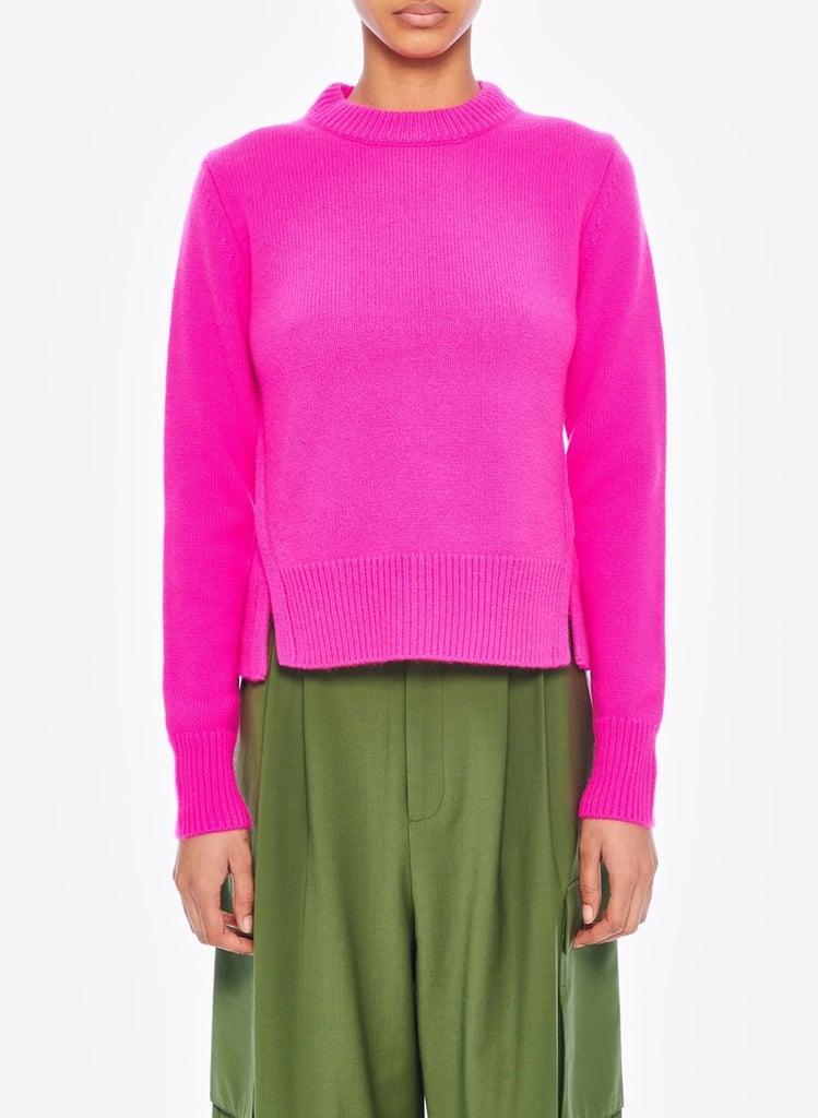 Tibi Cashmere Mini Pullover