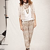 Lou Doillon, Lauren Hutton, and Tali Lennox Work the Lens For Club Monaco Spring '11
