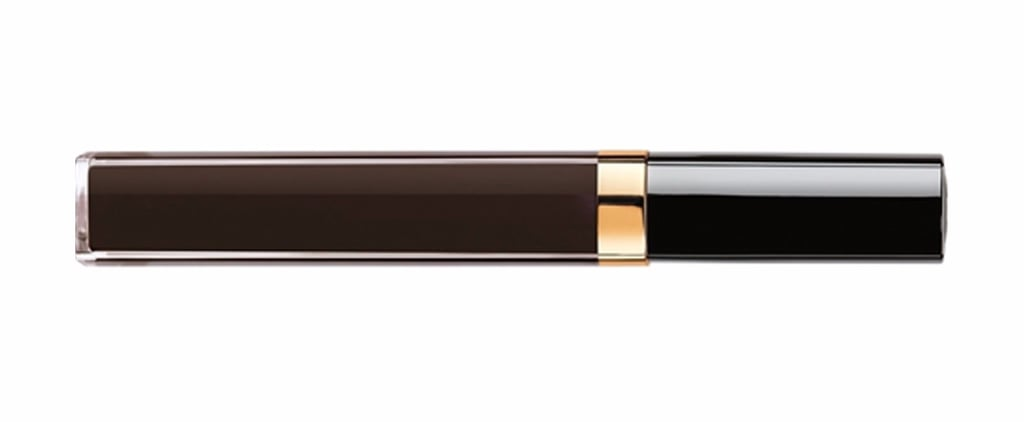 Chanel Black Nail Polish and Lip Gloss