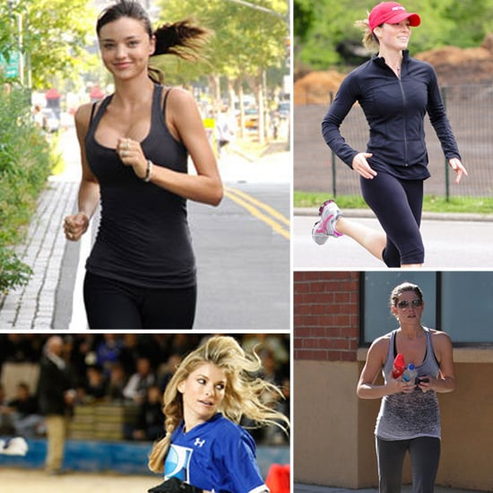 Fittest Female Celeb of 2011: The Top 25