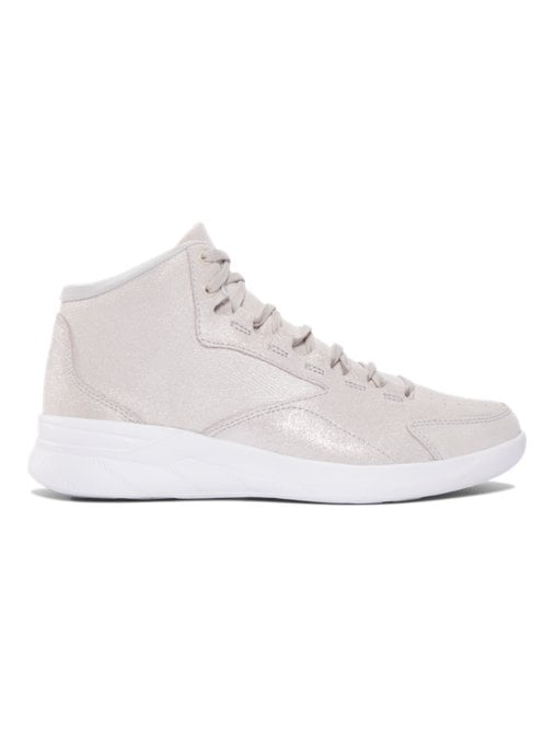 Under Armour Charged Pivot Mid Metallic
