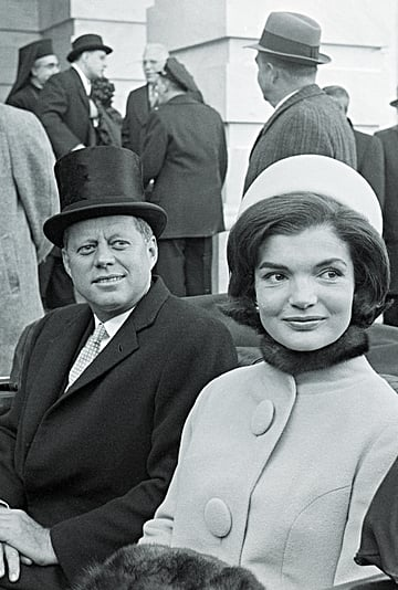 The Story Behind Jackie Kennedy's Halston Pillbox Hat