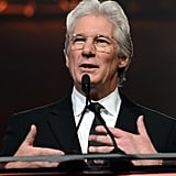 Richard Gere was honored.