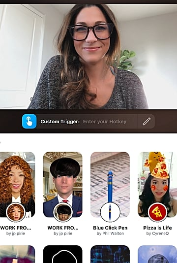 Snapchat's Snap Camera Adds Beauty Filters to Video Calls