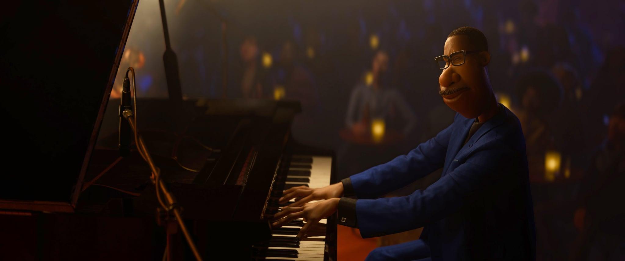 SOUL, Joe Gardner (voice: Jamie Foxx), 2020.  Walt Disney Studios Motion Pictures / Courtesy Everett Collection