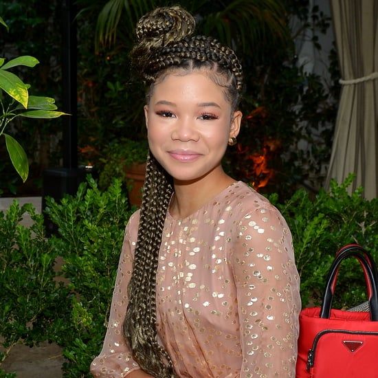 Storm Reid Interview on Children Mending Hearts August 2019