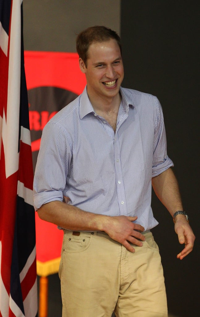 Prince William Won't Be Wearing A Wedding Ring After The Royal Wedding On April 29th