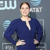 Amy Adams at Critics' Choice Awards