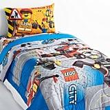 Lego City Reversible Bed Set