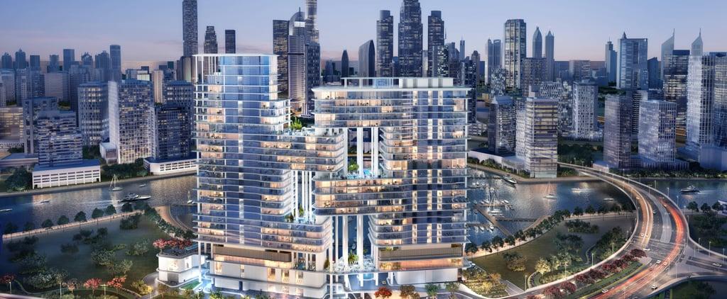 فندق دبي الجديد والمتميّز هذا يظهر كقطعةٍ متمّمةٍ من أحجيات البازل ضمن المشهد الآسر لأبراج المدينة