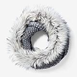 Express Faux Fur Collar Snood ($50)