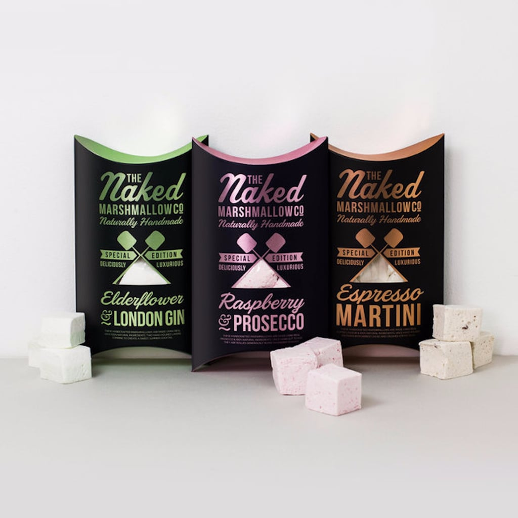Alcohol-Infused Marshmallows Are Here to Make Boozy S'mores a Reality