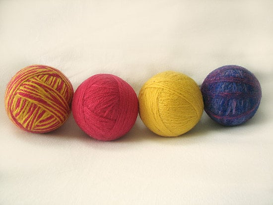 DIY: Dryer Balls