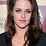 Kristen Stewart's Midlength Brown Hair in 2011