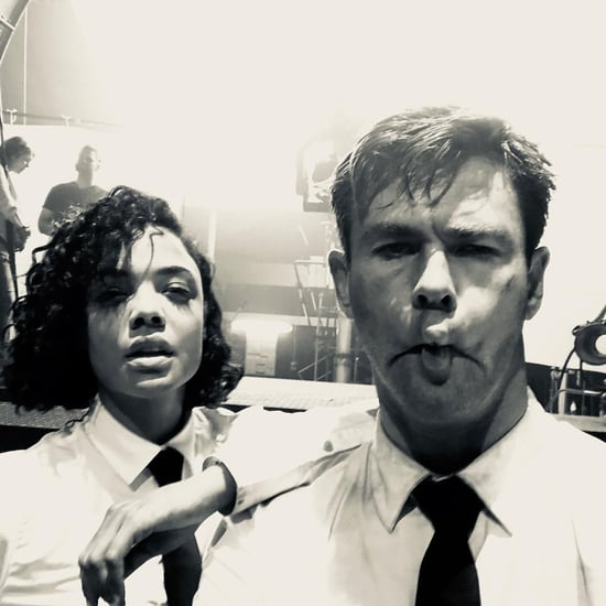 Men in Black Spinoff Behind-the-Scenes Pictures