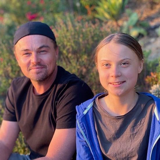 Leonardo DiCaprio Praises Greta Thunberg on Instagram