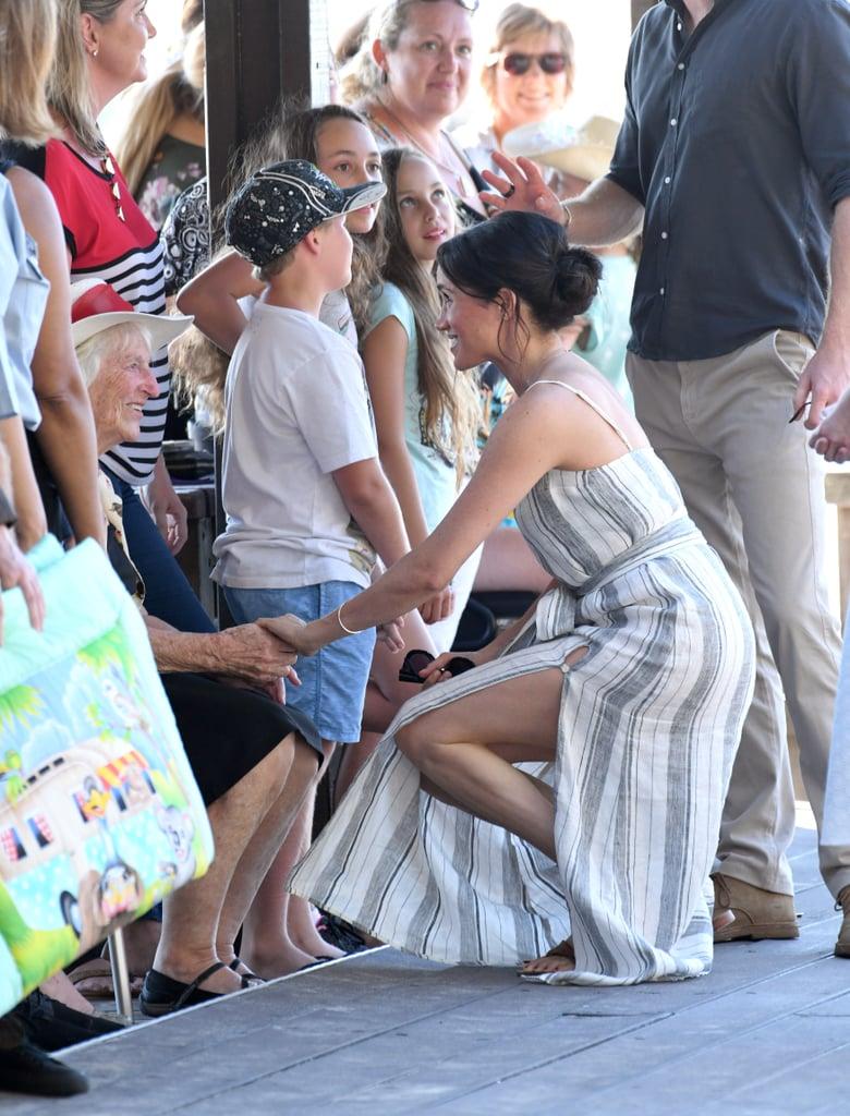 8cbf81675 Prince Harry and Meghan Markle on Fraser Island Photos 2018 | POPSUGAR  Celebrity