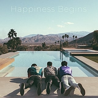 Jonas Brothers Happiness Begins Album Details