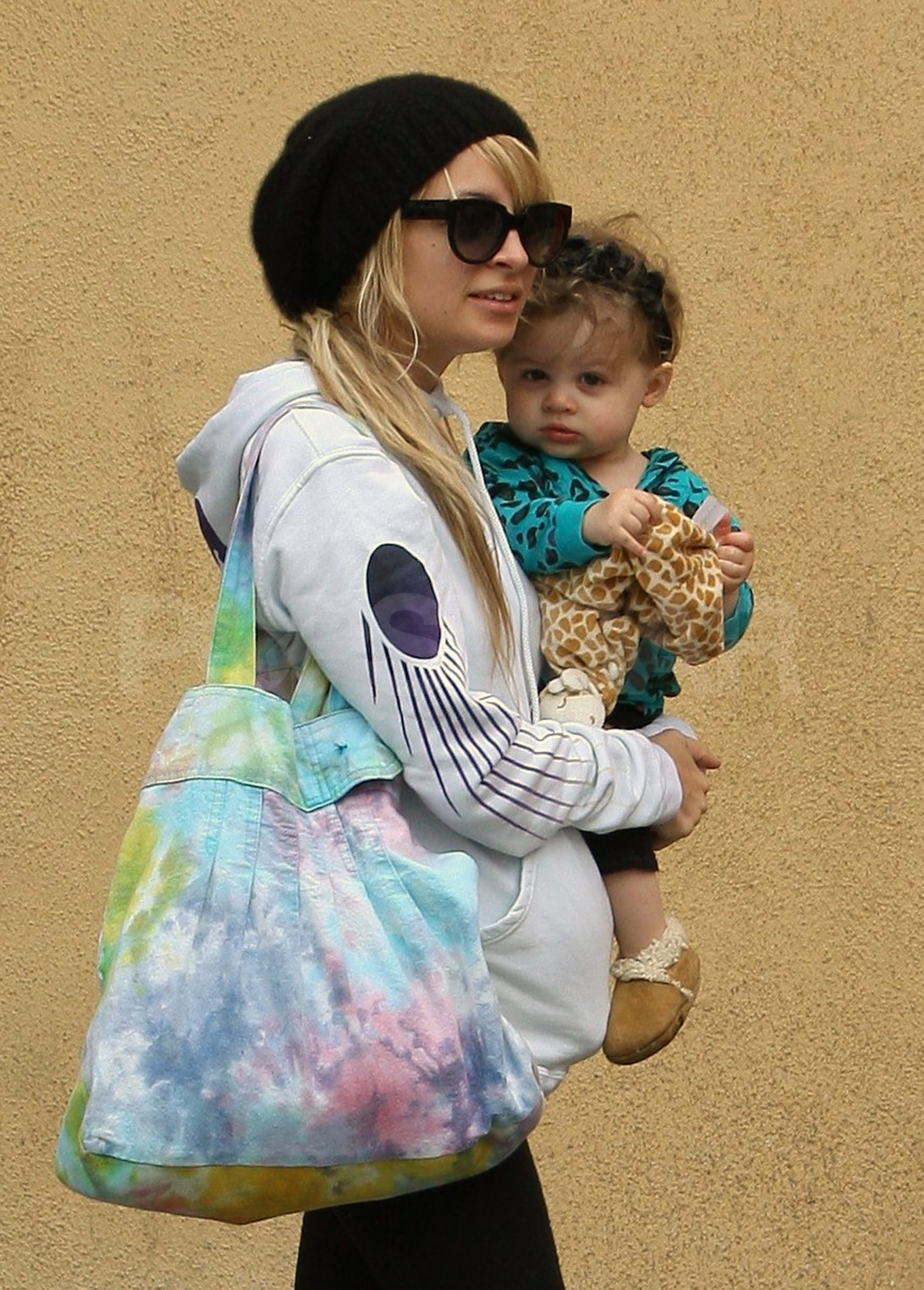 Photos Of Nicole Richie And Harlow Madden Out For