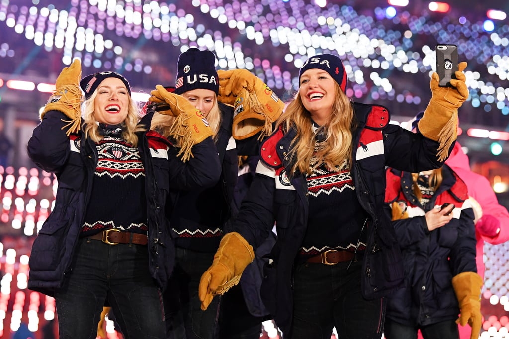 Team USA's Opening Ceremony Outfits at the PyeongChang 2018 Winter Games