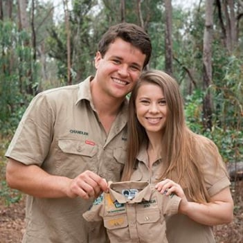 Bindi Irwin and Chandler Powell Pregnant
