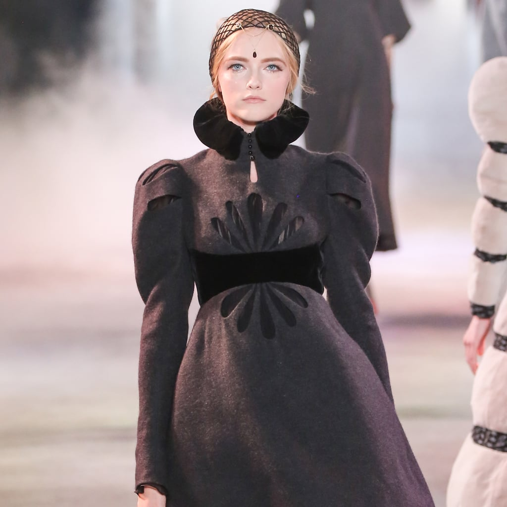Ulyana Sergeenko Paris Couture Fashion Week | Fall 2013